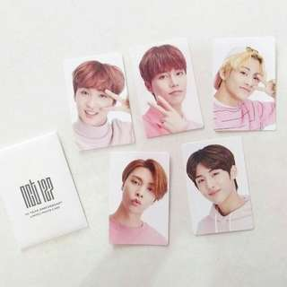 Official NCT sum anniversary photocard
