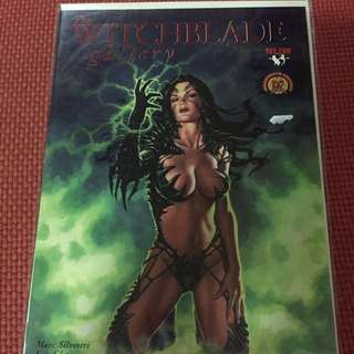 Image Witchblade Gallery with COA