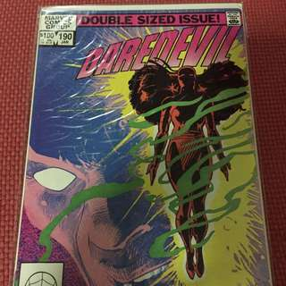Marvel Daredevil #190