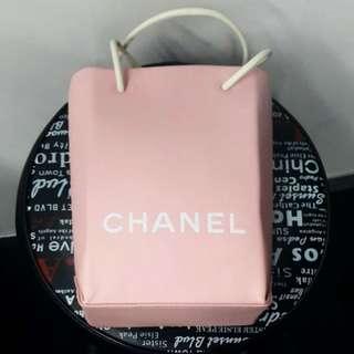 Chanel 2009年粉紅色Mini Handbag