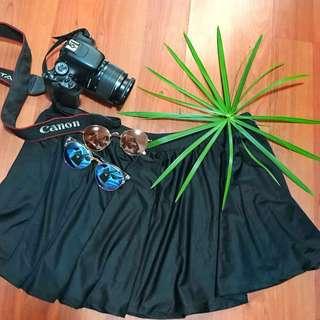 Spandex Skater Skirt