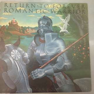 Return To Forever ‎– Romantic Warrior, Vinyl LP, Columbia ‎– PC 34076, 1976, USA
