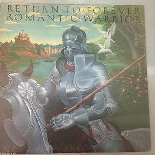 Return To Forever – Romantic Warrior, Vinyl LP, Columbia – PC 34076, 1976, USA