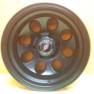 SPORT RIM 4X4 16inch INFORGED RACING WHEELS
