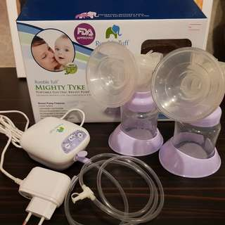 Mighty Tyke Portable Electric Breast Pump