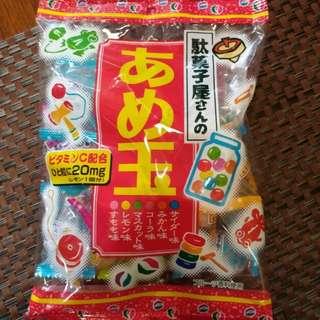 RIBON   駄菓子屋傳統糖果
