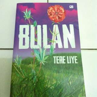 Novel BULAN karya Tere Liye (ORIGINAL)