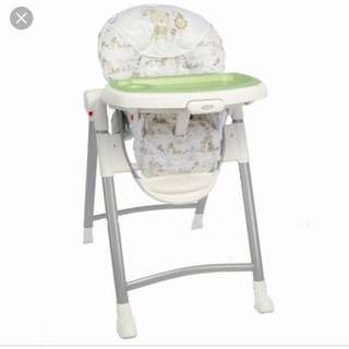 Graco Contempo Baby Highchair