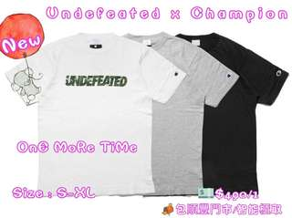 Undefeated x Champion