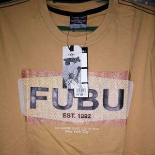 Kaos FUBU Ori