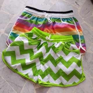 Beach Neon Short pant