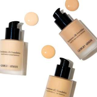 Giorgio Armani Luminous Silk Foundation (7.5)