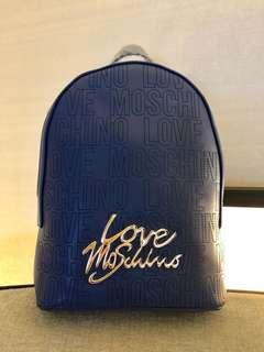 全新Love Moschino背包