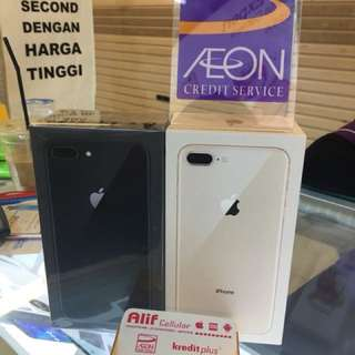 Iphone 8 plus kredit aeon/cash