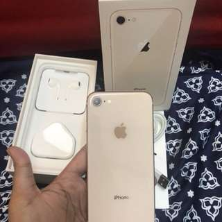 Iphone 8 kredit aeon/cash