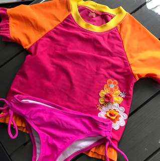 Swim wear for girls