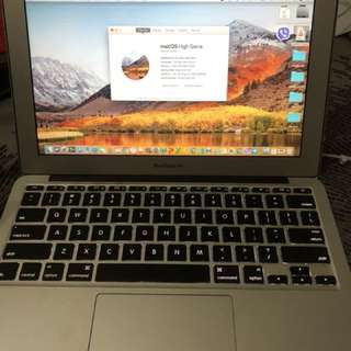 MacBook Air Mid 2011 11 inches