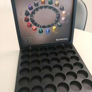 Nespresso膠囊收納盒