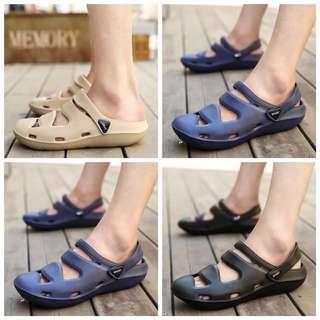 Men's Slip On Sandals Slipper Shoes