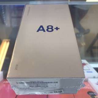 Samsung a8 plus kredit aeon/ kredit plus
