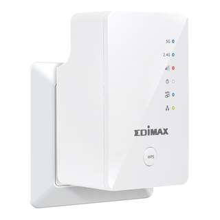 Edimax Smart AC750 Dual-Band Wi-Fi Extender/Access Point/Wi-Fi Bridge EW-7438AC