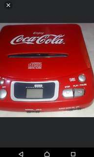 Coca cola cd player