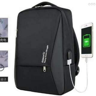 JK: New Design Anti Theft Backpack (Big)