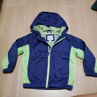 Kitestrings Windbreaker Jacket Hooded