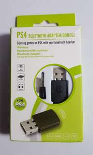 PS4 Bluetooth Adapter/Dongle