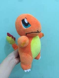 Charmander Pokemon Doll