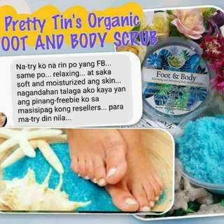 Foot and Body Scrub