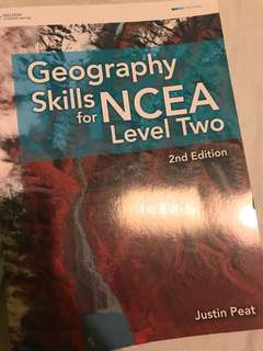 Geography Skills NCEA level 2