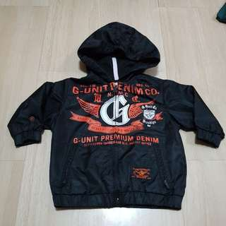 G-Unit Windbreaker Hoodie Jacket 2T