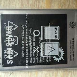 100% New 全新 Samsung Original Note 3 Battery