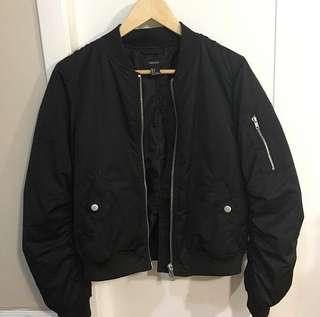 Bomber jacket f21
