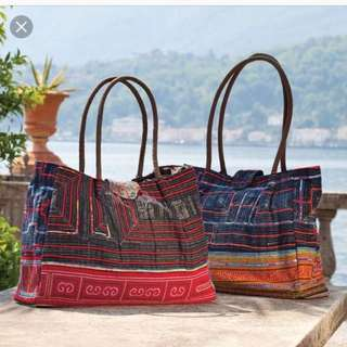 Vietnam hand embroidered bags