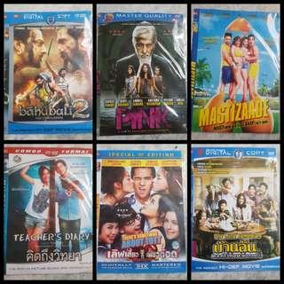 DVD BEKAS ( INDIA & THAILAND )