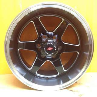 SPORT RIM 4X4 16inch NAVARA FORGED RACING WHEELS