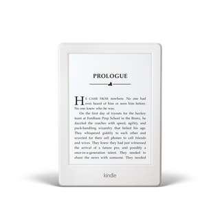 [Freebies] Latest version - Kindle Paperwhite Amazon - black/white