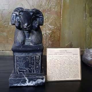 Amun-ra ram statue