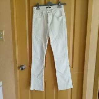 Brandy❤Melville white jeans