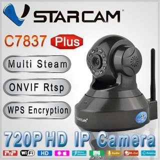 C7837 Plus IP camera