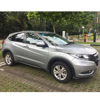 Honda Vezel Rent to Uber Night Relief Driver fro SGD35 per day