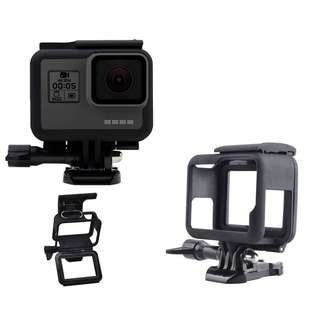 GOPRO HERO 5, 6 STANDARD PROTECTIVE FRAME MOUNT PROTECTIVE HOUSING CASE (Ori)