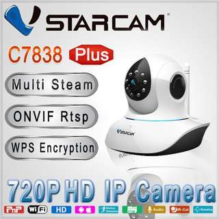 C7838 Plus IP camera