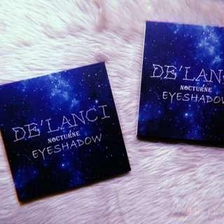 De'Lanci Nocture Eyeshadow Palette