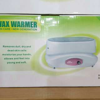 Wax Warmer new condition
