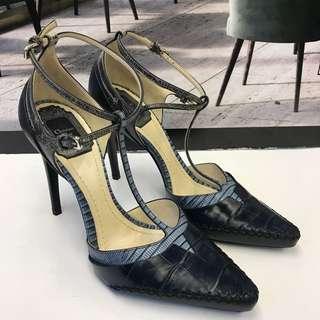 Christian Dior Leather High Heel