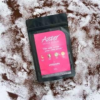 Aster Detox Scrub