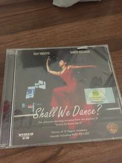BN Shall We Dance VCD
